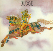LP - Budgie - Budgie
