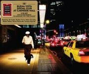 Double LP - Buena Vista Social Club - At Carnegie Hall