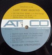LP - Buffalo Springfield - Last Time Around - Original German