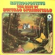 LP - Buffalo Springfield - Retrospective - The Best Of Buffalo Springfield