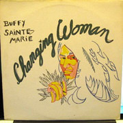 LP - Buffy Sainte-Marie - Changing Woman