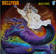 LP - Bullfrog - High In Spirits