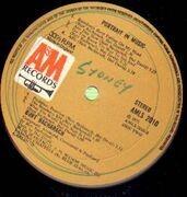 LP - Burt Bacharach - Portrait In Music - Gatefold sleeve