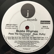 LP - Busta Rhymes feat. P. Diddy and Pharrell Williams - Pass The Courvoisier Part II