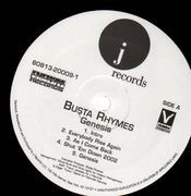 Double LP - Busta Rhymes - Genesis