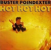 7inch Vinyl Single - Buster Poindexter And His Banshees Of Blue - Hot Hot Hot