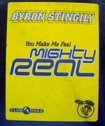 2 x 12'' - Byron Stingily - You Make Me Feel (Mighty Real)