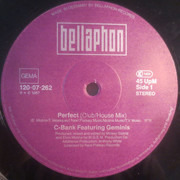 12inch Vinyl Single - C-Bank - Perfect