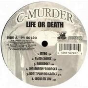Double LP - C-Murder - Life Or Death