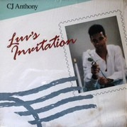 LP - C.J. Anthony - Luv's Invitation