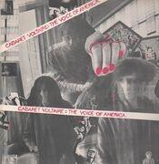 LP - Cabaret Voltaire - The Voice of America