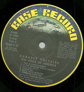 LP - Cabaret Voltaire - The Voice Of America