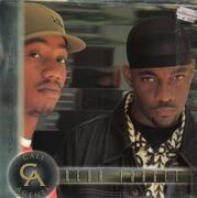 12inch Vinyl Single - Cali Agents - Neva Forget / Point Blank Range