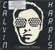CD - Calvin Harris - I Created Disco - Digipak