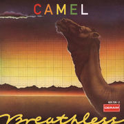 CD - Camel - Breathless