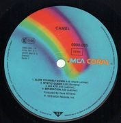 LP - Camel - Camel
