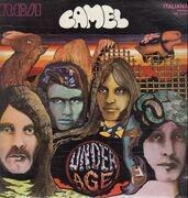 LP - Camel - Under Age - Pokora 2001. Original 1st Italian