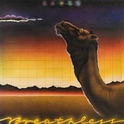 LP - Camel - Breathless