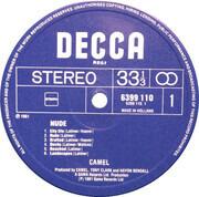 LP - Camel - Nude - Gatefold