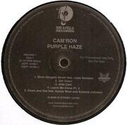 Double LP - Cam'ron - Purple Haze - promo copy