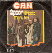 7inch Vinyl Single - Can - Spoon/Shikako Maru Ten