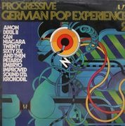 LP - Can, Embryo, Krokodil, Petards, Niagara, Amon Düül II, Twenty Sixty Six And Then and Other Artists - Progressive German Pop Experience 2