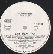 LP - Can - Delay 1968 - Original German