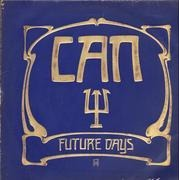 LP - Can - Future Days - Original 1st German