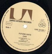 LP - Can - Future Days - Not Embossed