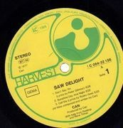 LP - Can - Saw Delight - Original 1st German