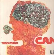 Double LP - Can - Tago Mago - GERMAN FIRST PRESS,Laminated Cover