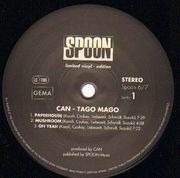 Double LP - Can - Tago Mago - SPOON Limited Edition