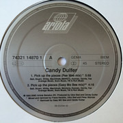 12inch Vinyl Single - Candy Dulfer - Pick Up The Pieces