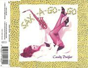 CD Single - Candy Dulfer - Sax-A-Go-Go