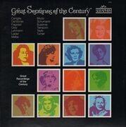 LP - Caniglia, Grey, Leider, Schumann - Great sopranos of the century