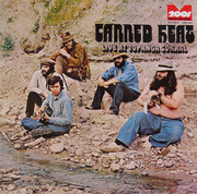 LP - Canned Heat - Live At Topanga Corral