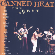 CD - Canned Heat - The Best Of
