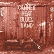 CD - Canned Heat - Blues Band