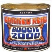 CD - Canned Heat - Boogie 2000