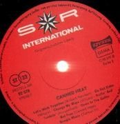 LP - Canned Heat - Canned Heat - SR International ‎