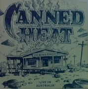 LP - Canned Heat - The Boogie Assault (Greatest Hits Live In Australia)