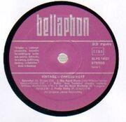 LP - Canned Heat - Vintage - german original