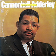 Double LP - Cannonball Adderley - Cannonball And Eight Giants