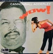 LP - Cannonball Adderley - Wow!