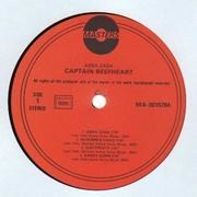 LP - Captain Beefheart - Abba Zaba