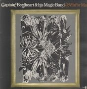 LP - Captain Beefheart And His Magic Band - Mirror Man