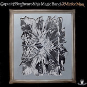 LP - Captain Beefheart - Mirror Man - Gimmick Cover, Black Buddha