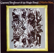 CD - Captain Beefheart And His Magic Band - Mirror Man