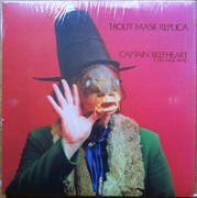 Double LP - Captain Beefheart & His Magic Band - Trout Mask Replica