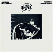 LP - Captain Beefheart And The Magic Band - Clear Spot